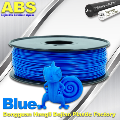 UP 3d yazıcı ABS Filament 1.75 / 3.0 mm ABS 3d filament 43 renk
