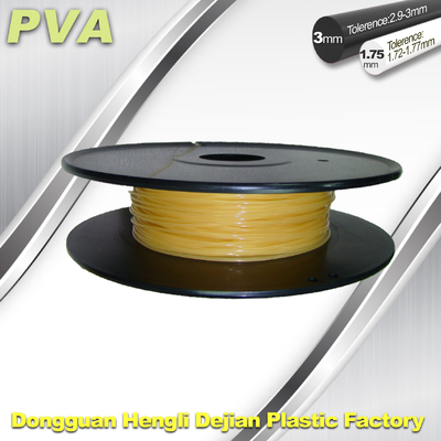 Suda Çözünür PVA 3D Pinter Filament 1.75mm / 3.0mm Filament